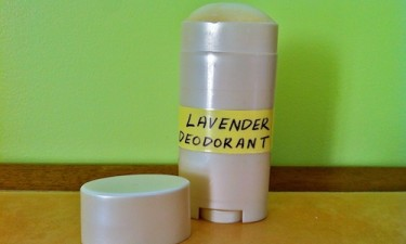 Homemade Non-Toxic Deodorant That Actually Works!