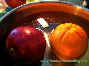homemade vegetable wash