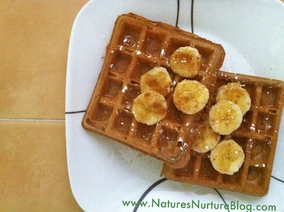 whole-wheat-banana-chunk-waffles