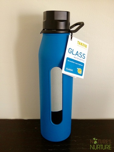 Takeya Glass Water Bottle Review
