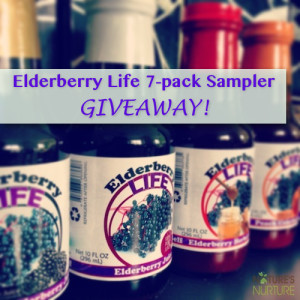 Elderberry Life Products Giveaway