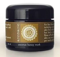 annmarie gianni skin care coconut honey mask