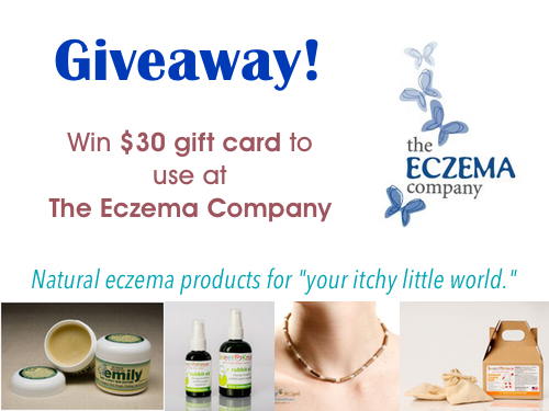 The Eczema Company Review and Giveaway