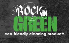 rockin green logo
