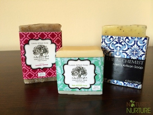 The Olive Tree Soap Company Review