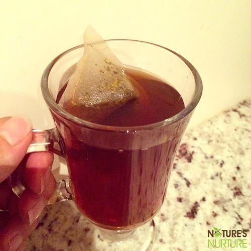 Tea Time with Earth Mama Angel Baby Teas