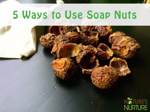 5 Ways to Use Soap Nuts