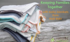 Keeping Families Together with Haiti Babi Blankets {Review}