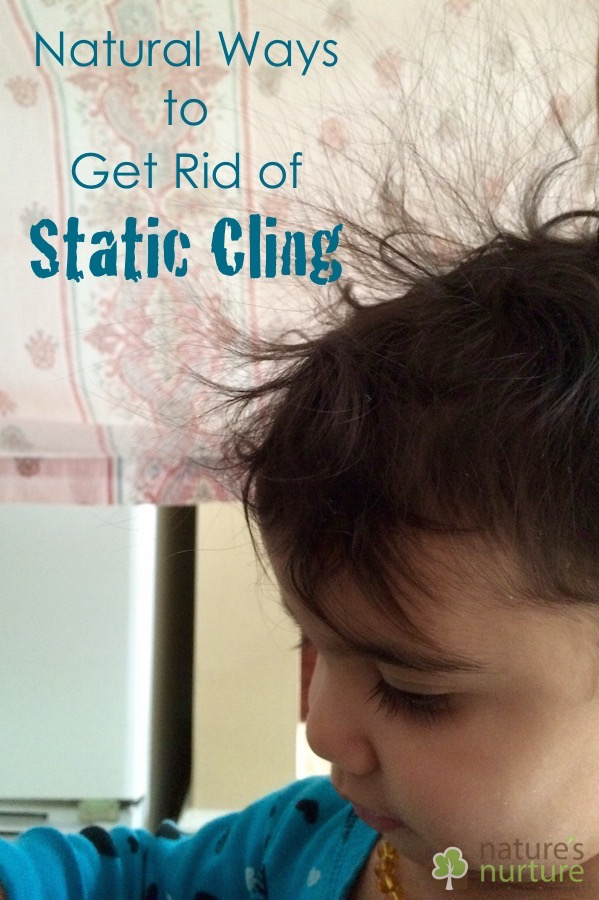 how to get rid of static on your cat