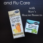 Natural Cold & Flu Care with Maty's Healthy Products