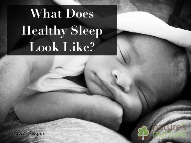 Natural Ways to Get a Better Nights Sleep - Healthy Sleep