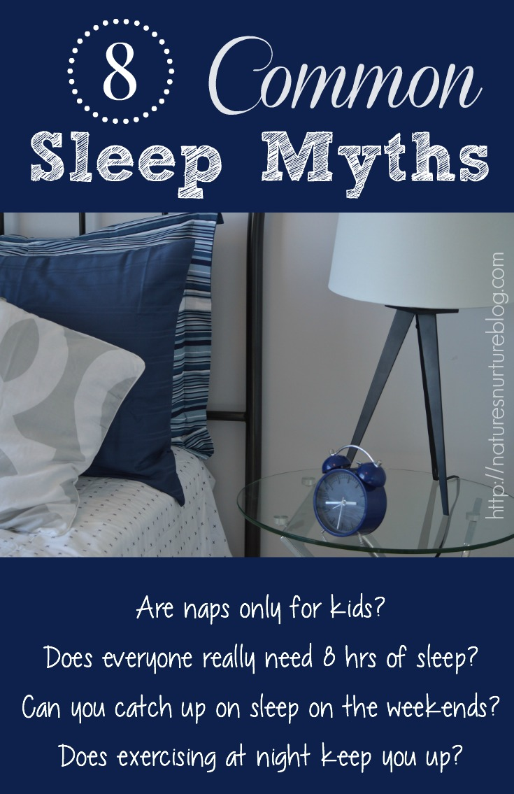 Common Sleep Myths That Should Be Laid to Rest!