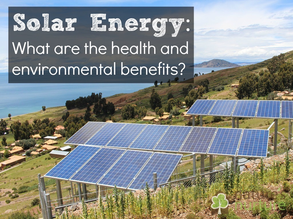 What are the health and environmental benefits of solar energy? You'd be surprised! Ready to go solar? Check out the best way to start and be on your way to a more eco-friendly home!