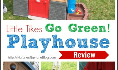 Little Tikes Go Green Playhouse Review