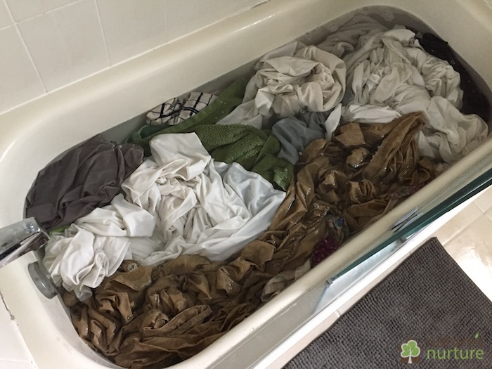 How to strip your laundry after using homemade laundry soap