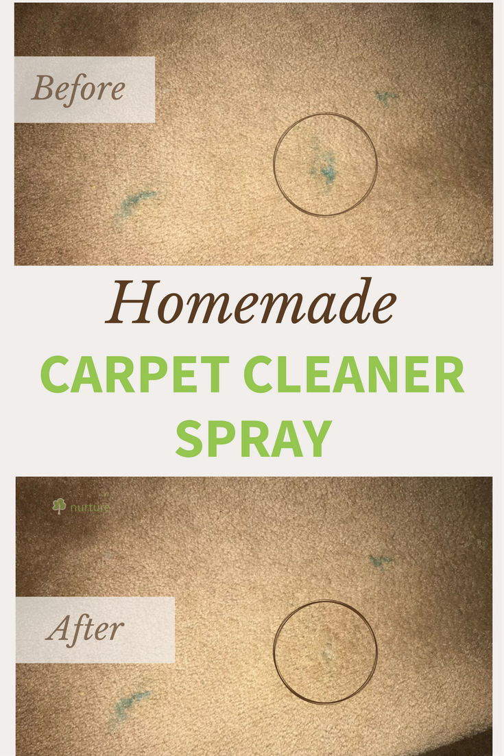 diy carpet cleaner. Tackle Stubborn Carpet Stains With This Non-toxic Homemade Cleaner Solution For Your Machine Diy
