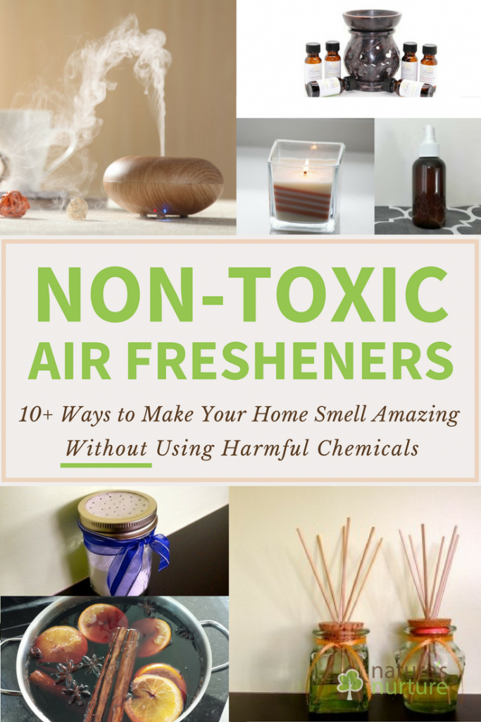 Non-Toxic Air Fresheners: Safer Alternatives That Work