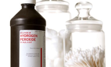 Simple Uses for Hydrogen Peroxide