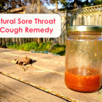 Natural Sore Throat & Cough Remedy