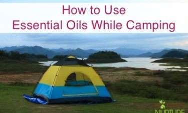 Essential Oils for Camping