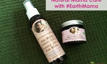 Natural Mama Care with Earth Mama Angel Baby