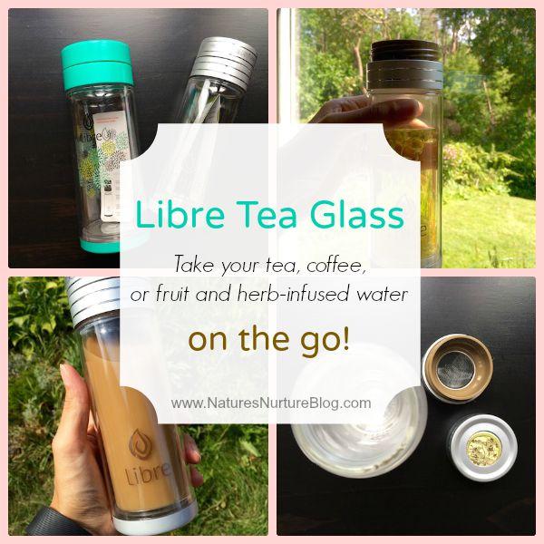Libre Tea Glass Review