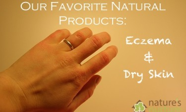 Favorite Natural Products for Eczema and Dry Skin