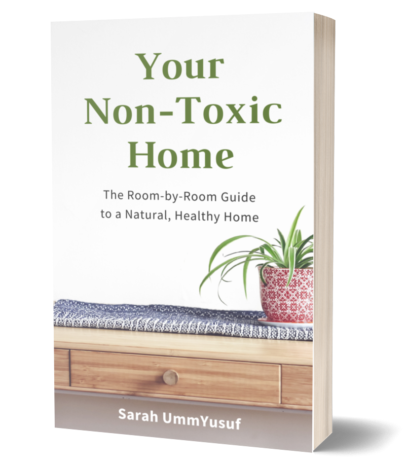 Your Non-Toxic Home - The Room-by-Room Guide to a Natural, Healthy Home