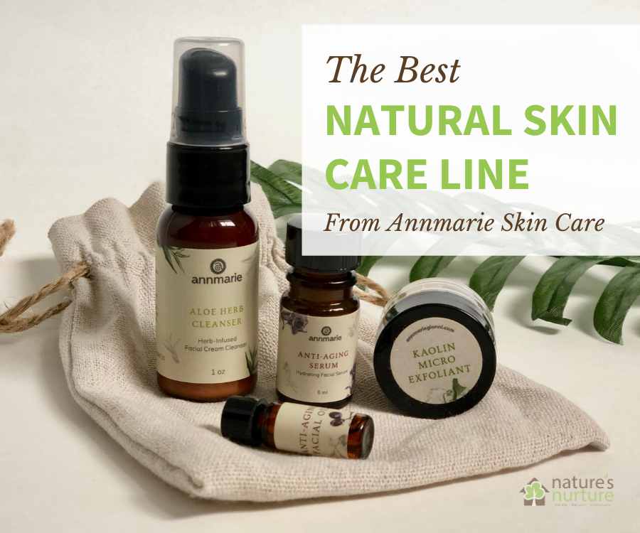 My search for the very best truly all natural skin care line is over! These products have the cleanest ingredients, you can literally eat them!