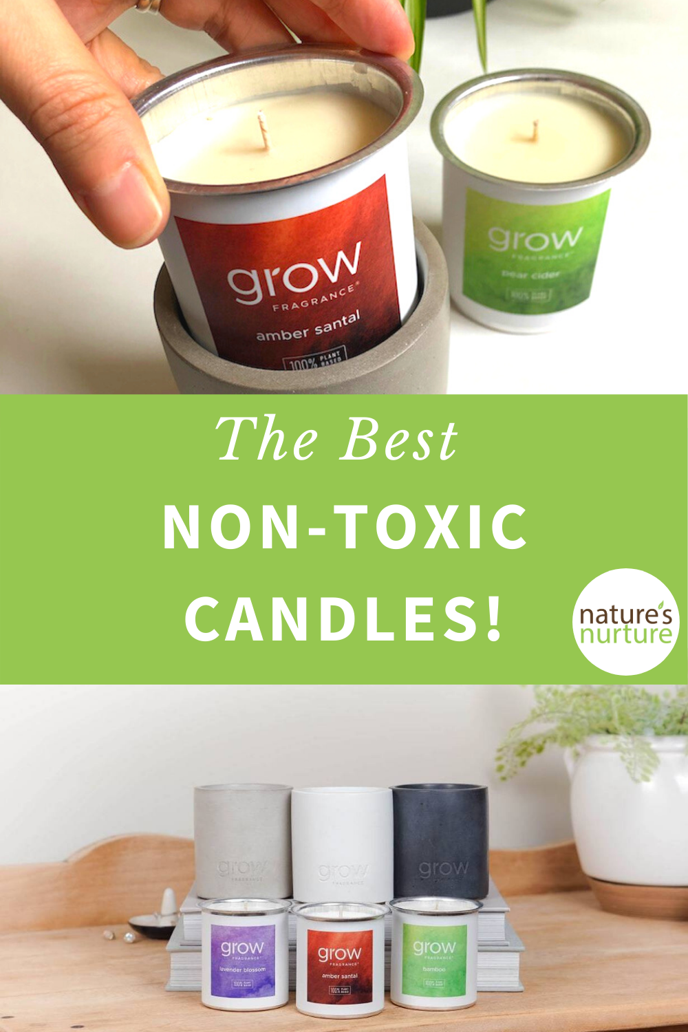 The Best Non-Toxic Candles