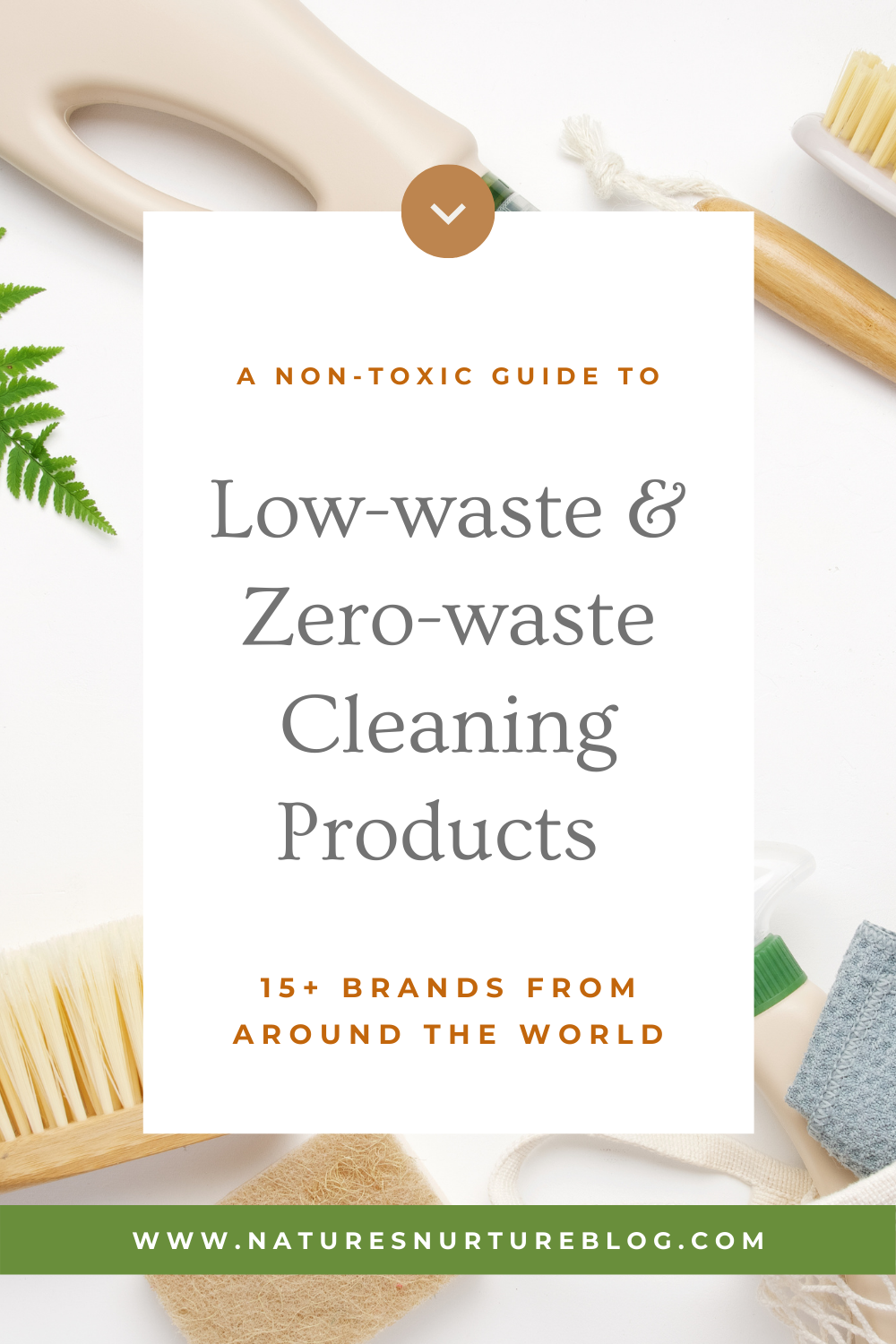 Low-Waste Cleaning Products Guide